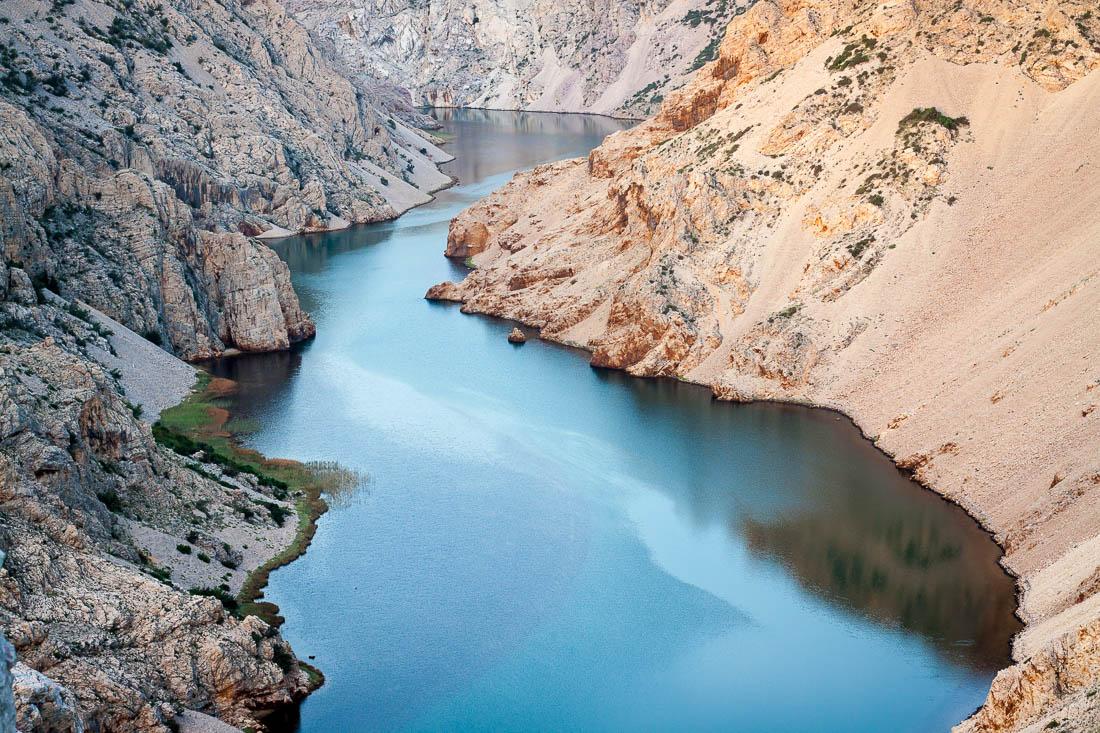 Zrmanja Canyon /Kroatien