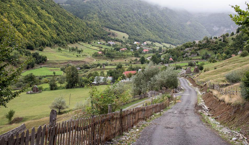 albania vermosh