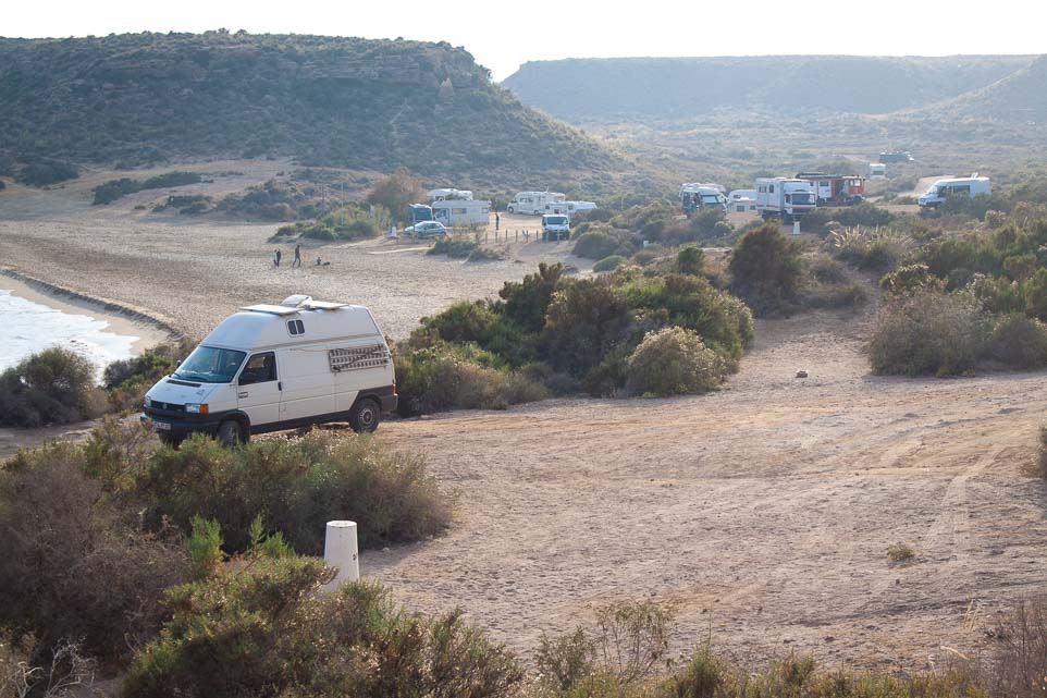 spain La Higuerica Camping