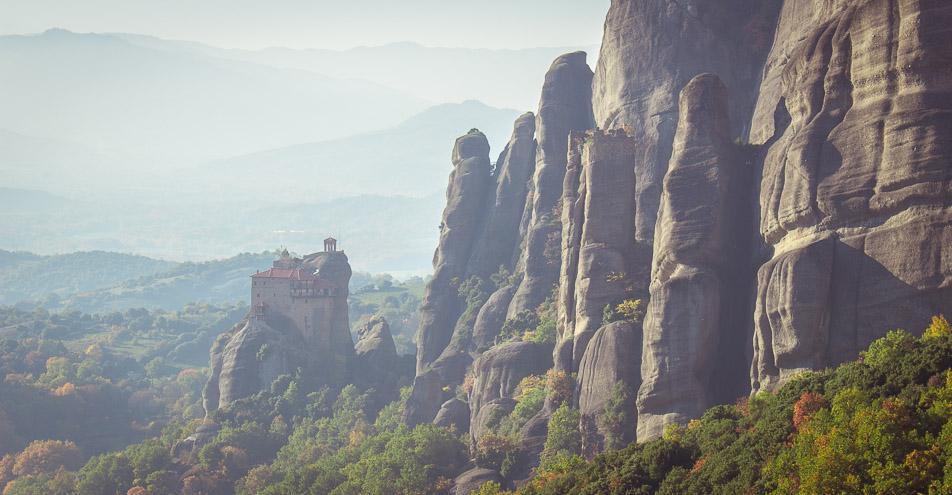 meteora greece monastery